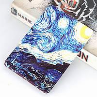 Обложка Slim Printed Van Gogh для Amazon Kindle Paperwhite (2018) 10th Gen (Звездная ночь)