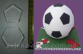 Набор вырубок для пряника и печенья Футбольный мяч
