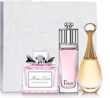 Подарочный Набор женских парфюмов Christi Di ( 3шт по 30 мл )