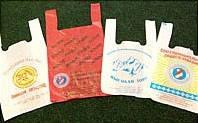 Пакеты майка из ПНД