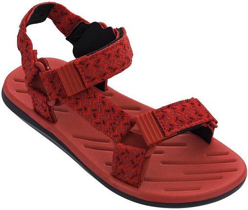 Оригинал Сандалии мужские 82656-02746  Rider RX Sandal IIl Black/Red, фото 2