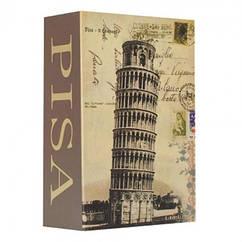 Книга-сейф (18см) Италия