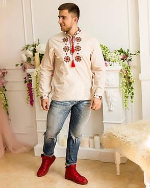 Вышиванки в этно стиле для пар Традиция, фото 2