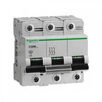 Автоматичний вимикач 3P 125A D Schneider Electric C120N