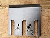 Нож рубильный  220*220*20 сталь 6ХС