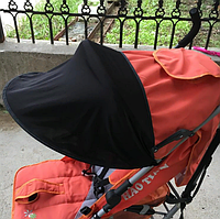 Солнцезащитный козырек для коляски. Длина 40 см.