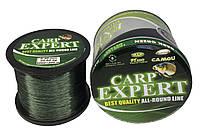 Леска  Carp Expert Dark Green 1200 м