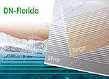 Рулонні штори День-Ніч Флорида аквамарин, зелений, синій, рожевий, сірий, фото 3