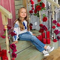 Комплект вышиванок мама + дочка Жар Птица, фото 3