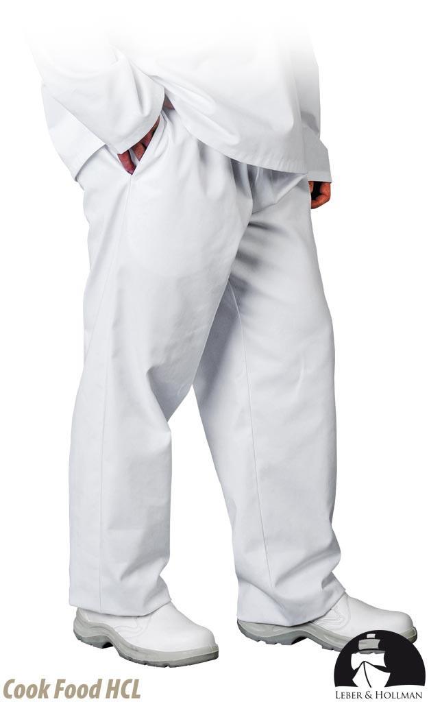 Защитные брюки LH-FOOD_TRO  торговой марки LEBER HOLLMAN - Германия