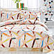 Комплект постельного белья Абстрактные деревья (полуторный) Berni, фото 5