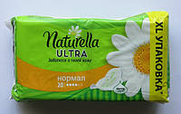 Женские гигиенические прокладки Naturella Camomile Ultra normal 20  шт.