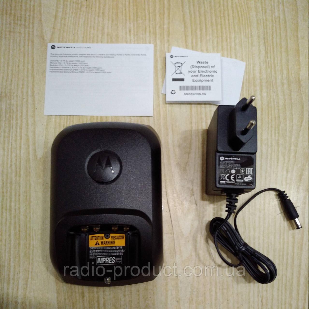 Зарядное ус-во Motorola MOTOTRBO WPLN4226A IMPRES