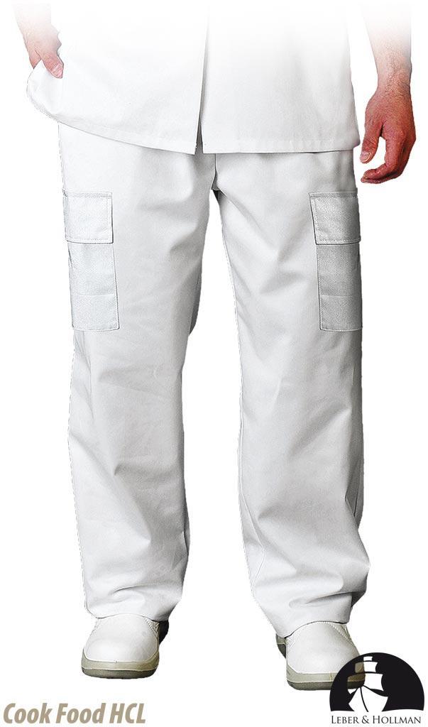Защитные брюки LH-HCL_TRO  торговой марки LEBER HOLLMAN - Германия
