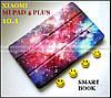 Smart book Космос чехол книжка для Xiaomi Mi pad 4 Plus 10.1 дюйм, кожа PU, mipad 4 + цветная обложка