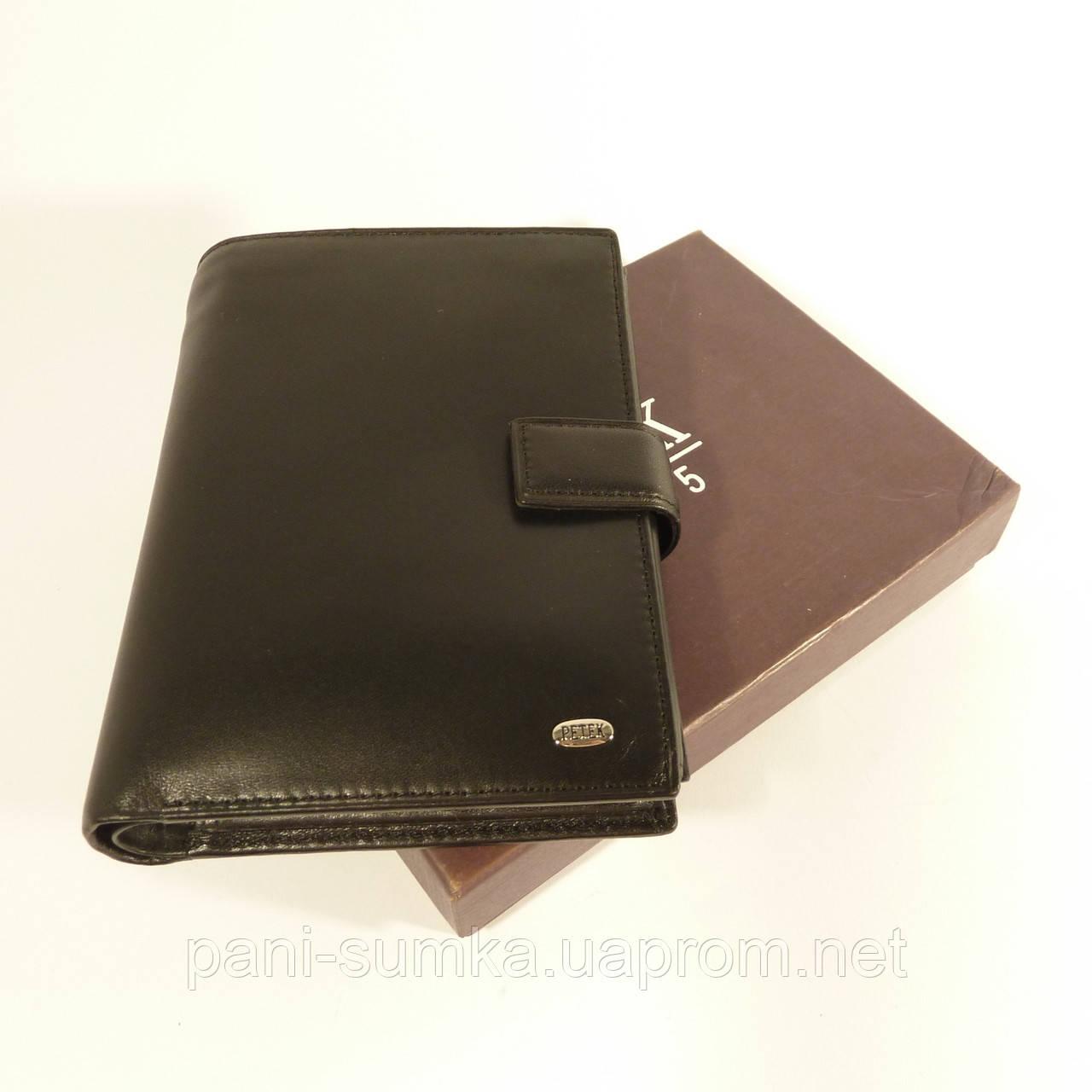 672d3069b317 Портмоне, документница мужская кожаная Petek 1735 паспорт, права, наличие -  Интернет магазин
