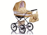 Детская универсальная коляска 2 в 1 Lonex Classic Ecco E-23