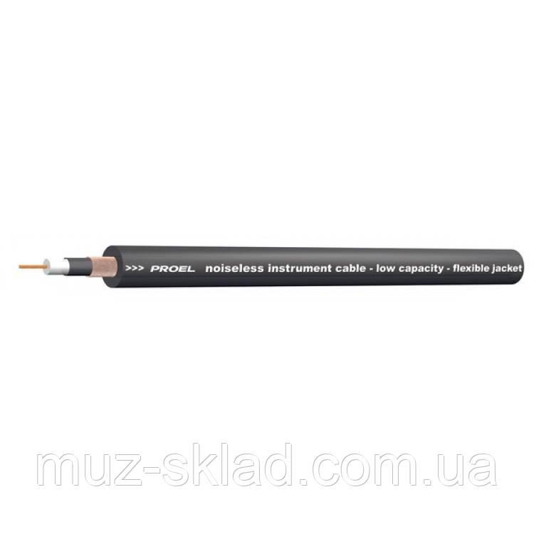 Proel HPC 110 BK инструментальный кабель