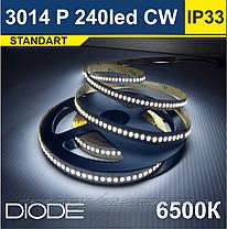 Світлодіодна стрічка SMD 3014/240 шт.6500К