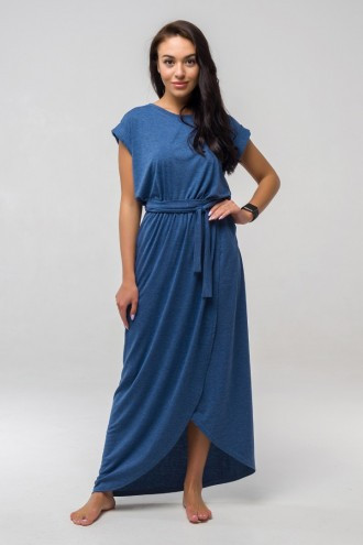 Платье летнее Asti ППА 2134 синий