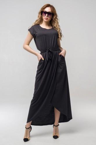 Платье летнее Asti ППА 2135 чёрный