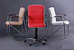 Кресло Самба-RC Хром орех Неаполь N-17 с кантом, фото 9