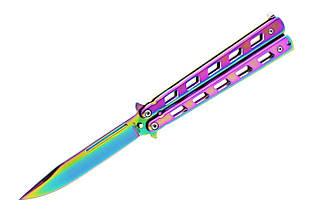 Нож балисонг 1026 T ORIGINAL size