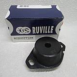Опора подушка двигуна і коробки КПП Саманд, Пежо 205, 306, 405 ліва Ruville / FAG, фото 2