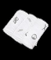 Набор хлопковых пеленок Muslin для детей (3 шт., р. 70х70 см) ТМ MATCHISTICK MONKEY Серый MM-LOCM-001, фото 1