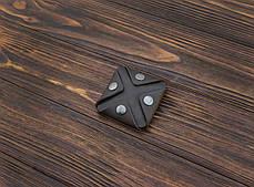 Монетница из кожи ручной работы VOILE cn3-brn, фото 2