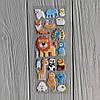 Набор многоразовых объёмных наклеек  для детей , фото 2