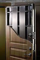 Отличия металлических дверей серии «Эконом» и «Комфорт»