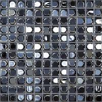 Мозаїка 31,5*31,5 Aura Black
