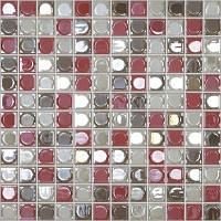 Мозаїка 31,5*31,5 Aura Coral Blend
