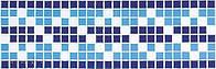 Мозаїка 21,13*26,42 Cenefa-6 Malla 100/106/803