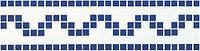 Мозаїка 18,49*31,7 Cenefa-C Malla 100/803