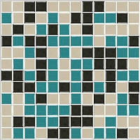 Мозаїка 31,5*31,5 Colors Mix 831/832/836