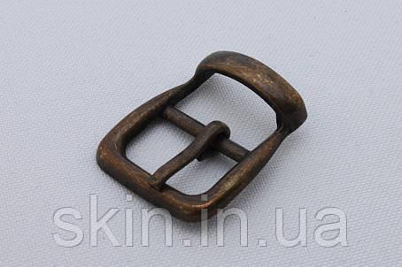 Пряжка сумочная, ширина - 15 мм, цвет - антик, артикул СК 5417, фото 2
