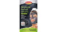 Schaebens пилинг-маска с активированым углем для очищения кожи лица