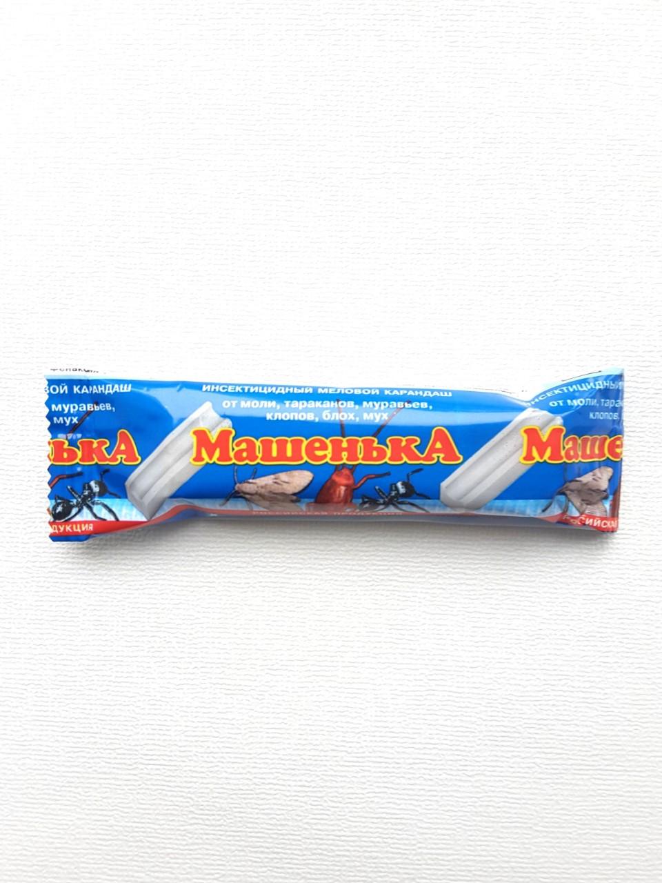 Инсектицидный меловой карандаш Машенька