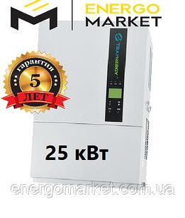 Сетевой солнечный инвертор Trannergy 25 кВт трехфазный TRN025KTL