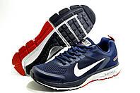 Мужские кроссовки для бега в стиле Найк Air Zoom Shield Structure 17, Синие