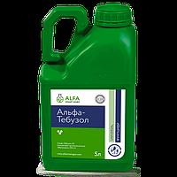 Фунгіцид на пшеницю Альфа-тебузол (тебуконазол 250г/л) тара 5л Альфа Смарт агро