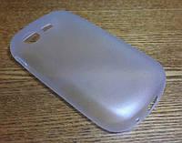 Чехол пластиковый бампер для Samsung S5280, S5282 Galaxy Star белый