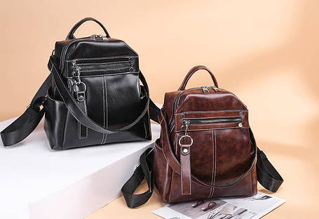 Стильный оригинальный рюкзак сумка городского типа, фото 2