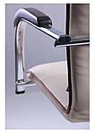 Кресло Самба-RC Хром орех Неаполь N-17 с кантом, фото 6
