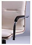 Кресло Самба-RC Хром орех Неаполь N-17 с кантом, фото 5