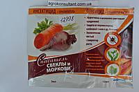 Спасатель Свеклы и моркови инсектицид 3мл + фунгицид 12мл с прилипателем и стимулятором роста