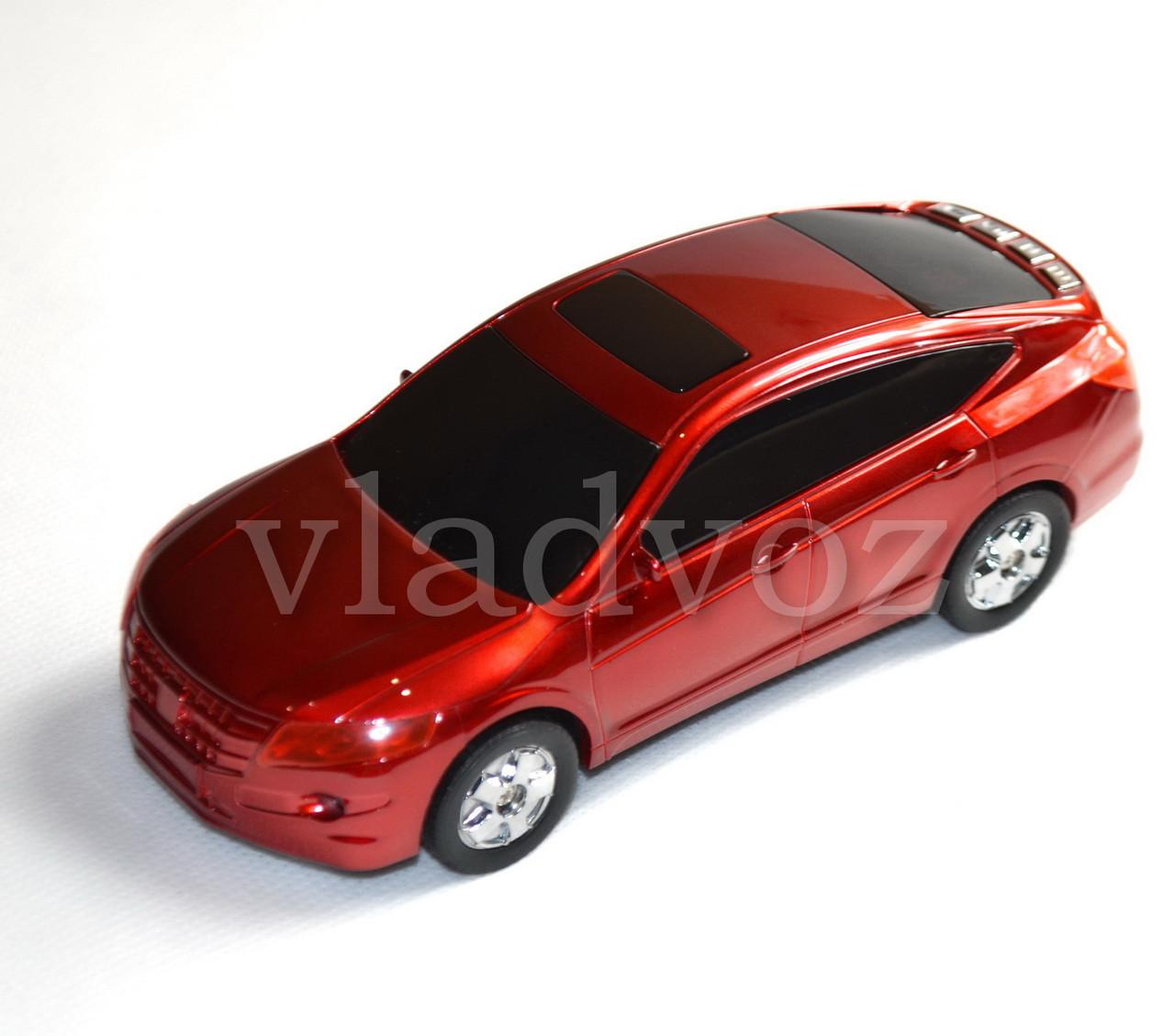 Портативная колонка машинка красная Aston Martin AT-9011