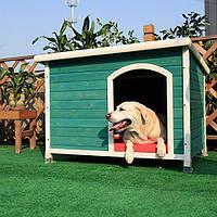 Будка для больших собак